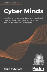 Book: Cyber Minds by Shira Rubinoff